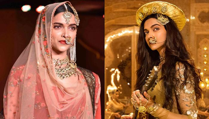 Deepika Padukone's onscreen outfits she can dazzle in for her real life nuptial ceremony