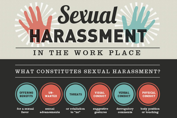 Employment sexual harassment law