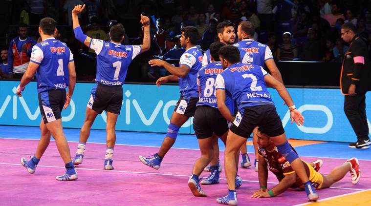 Day 7: Telugu Titan 34-29 & U Mumba 27 point lead a fantastic match