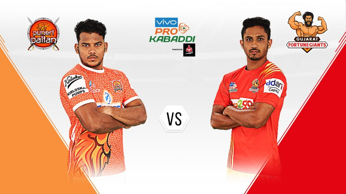 PKL Day 11: Haryana Steelers and Gujarat Fortunegiants with 34 point score achieve victory