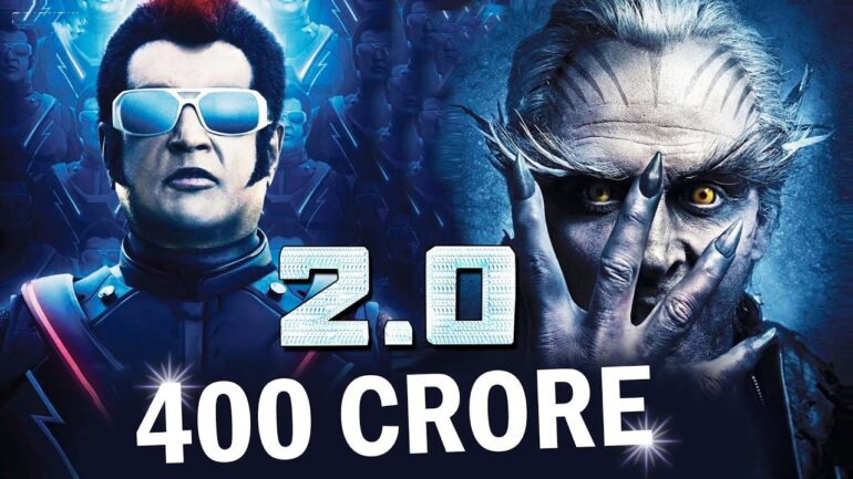 Mega Hit of the Year- 2.0 breaking all records