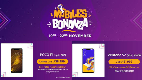Mobile bonanza sale
