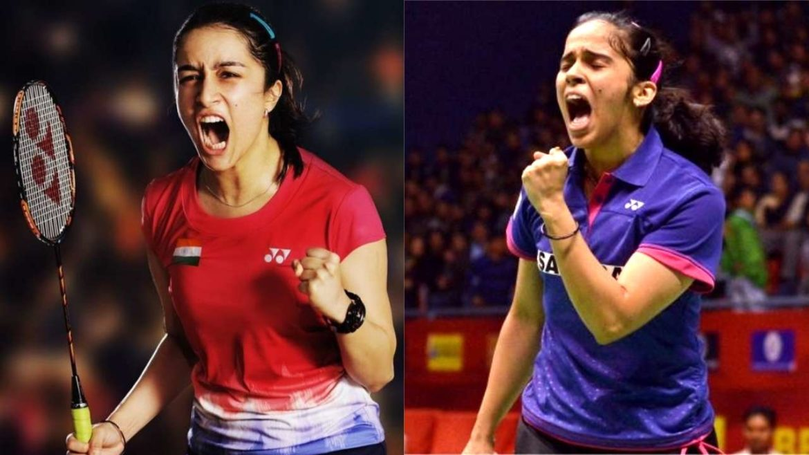 Who replaced Shraddha Kapoor in Saina Nehwal's biopic?