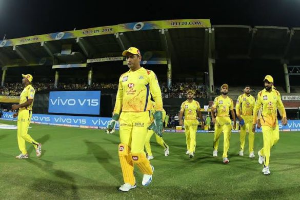 IPL 2019: CSK Defeats the Home Grounders DC By 6 Wickets ...