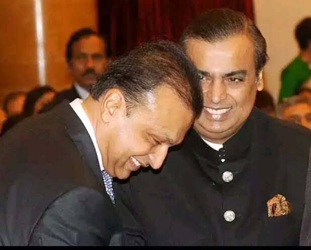 The Ultimate Bro Code: Asia's Richest Man Mukesh Ambani Bails Out Sibling Anil Ambani