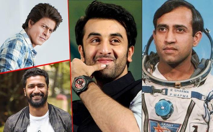 Is Ranbir Kapoor the lead in Rakesh Sharma biopic?