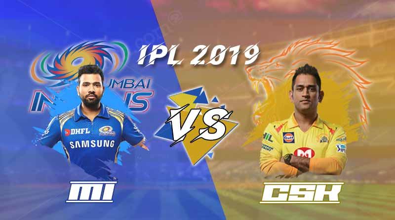IPL 2019: All Rounders Mumbai Indians Beat The Giants CSK