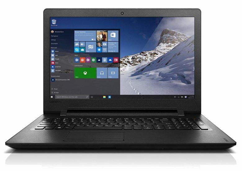 2016 New Edition Lenovo 15.6-inch Premium Laptop