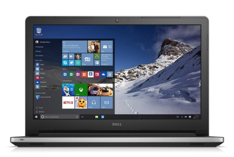 2016 Newest Dell Inspiron 15 15.6″ Premium High-Performance Laptop PC