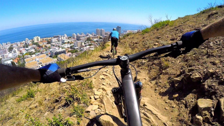 Mountain Biking in South Africa