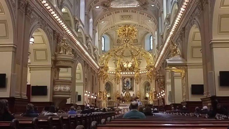 Notre Dame de Quebec Basilica