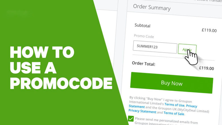 Why you should use Promo Codes