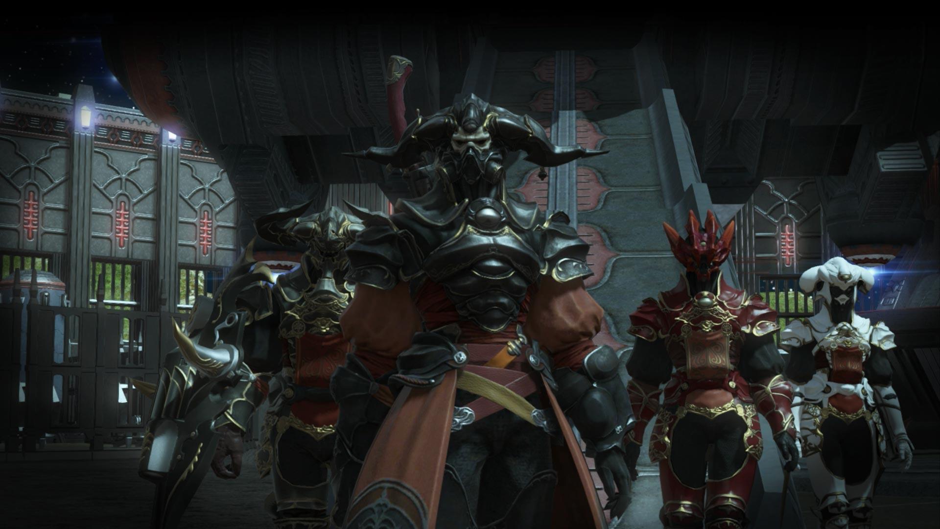 American Netf Final Fantasy Xiv | Garroshboosting