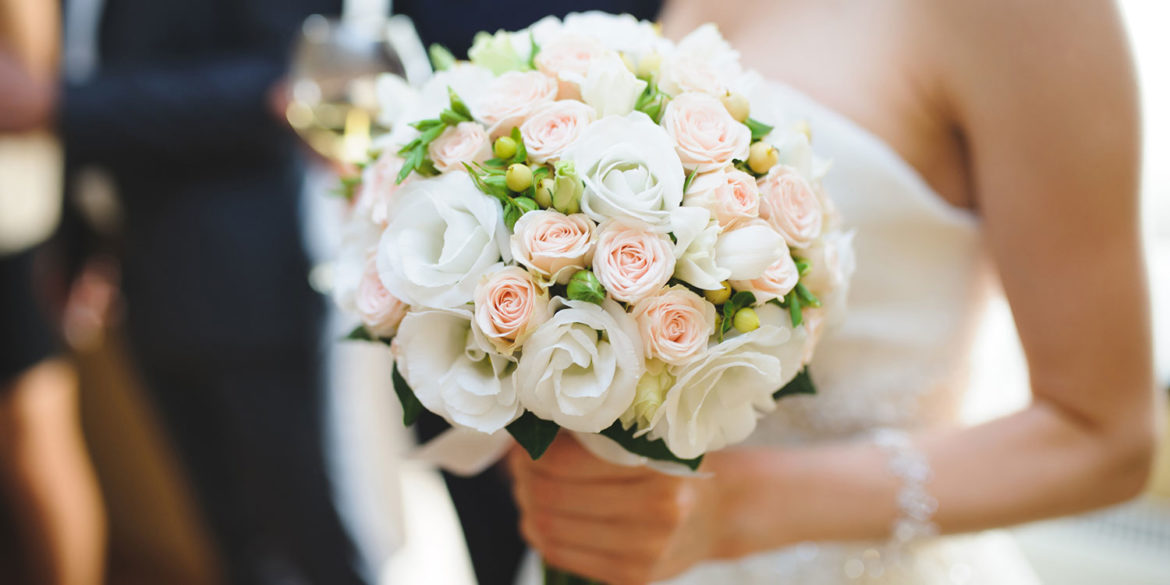 The Perfect Wedding Flowers