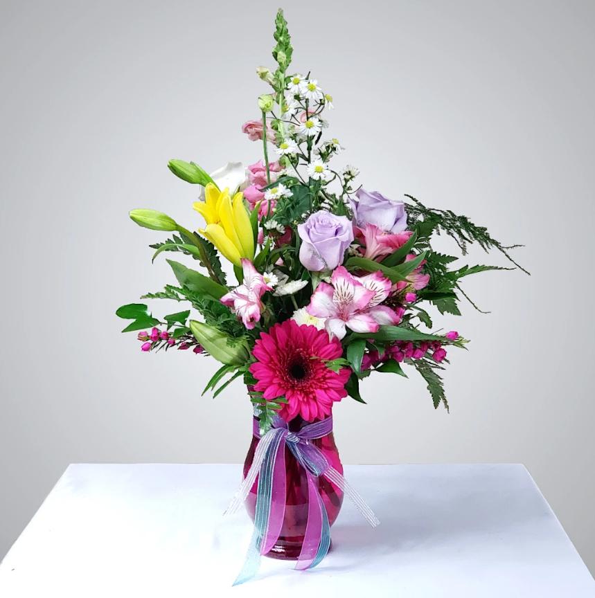 How to Arrange a Stunning Bouquet?