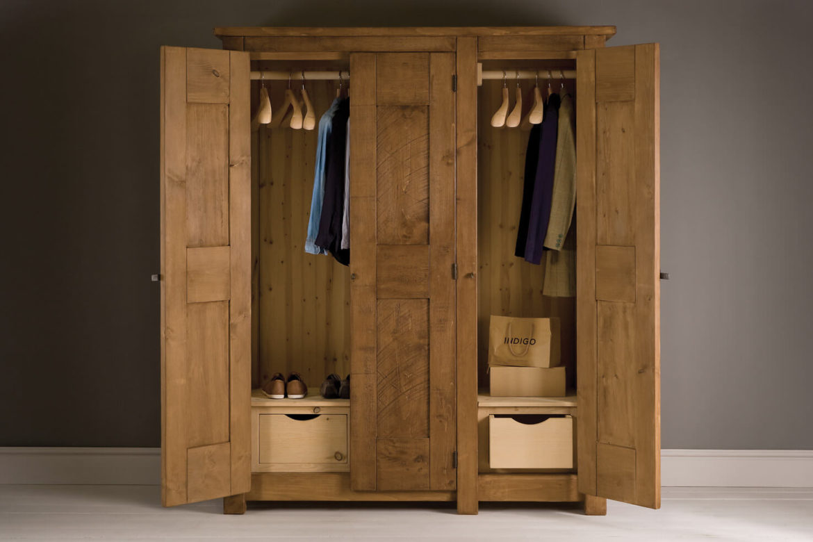 Wardrobe design: How to choose the right one for your bedroom