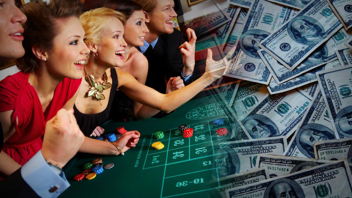 How Professional Gamblers Make Money - Timeslifestyle